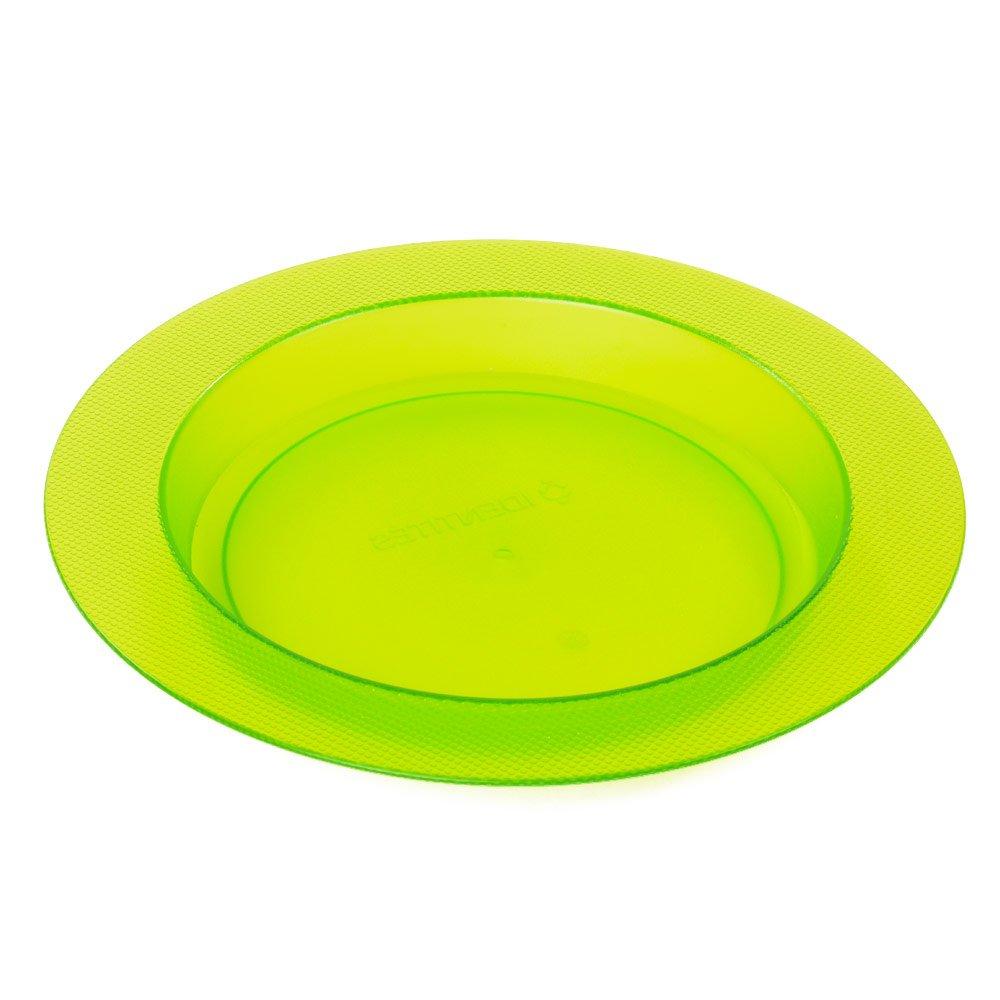 Ergo Plate - Green