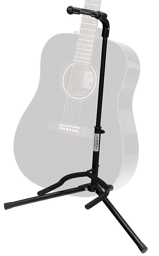 Set de 5 soportes de guitarra plegables Classic Cantabile SG-200F ...