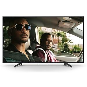 Sony KD-65XG7005 Bravia 65 Zoll (164cm) Fernseher (Ultra HD, 4K HDR, Smart TV, USB HDD Recording) schwarz