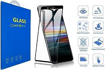 Sony Xperia L3 - Curvo 3D Cristal Templado Protector de Pantalla ...