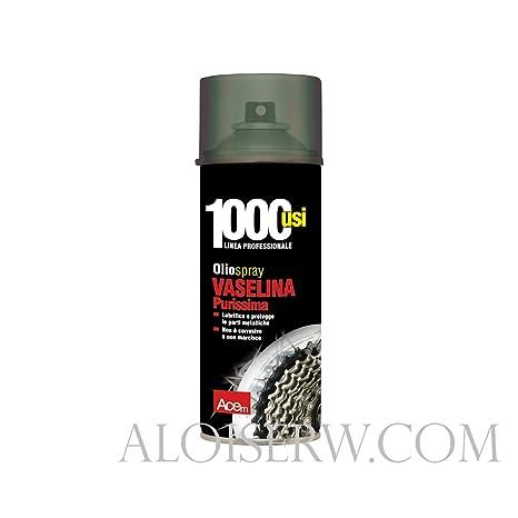 Acem Bomboletta Vaselina Spray milleusi 400 ml linea profesional 1000 usi