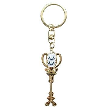ABYstyle - Fairy Tail Llavero 3D Aquarius Key: Amazon.es ...