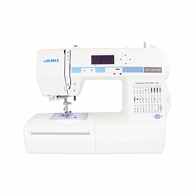 Best Computerized Sewing Machine: Juki HZL-LB5100 Review