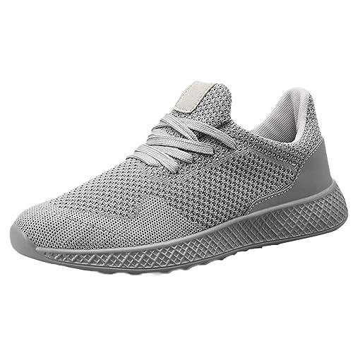 Zapatillas para Hombre Calzado de Trail Running para Hombre Zapatos de Running Padel para Hombre