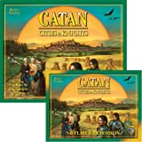 Mayfair Games FFP-103 Settlers of Catan Cities and Knights Expansion and 5-6 Player Extension