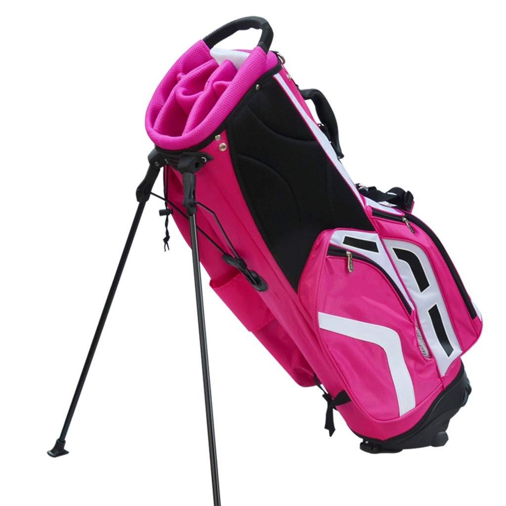 防水立場ブラケットが付いている安定した大きい容量が付いているゴルフバッグクラブバッグ   B07PFC7FDM