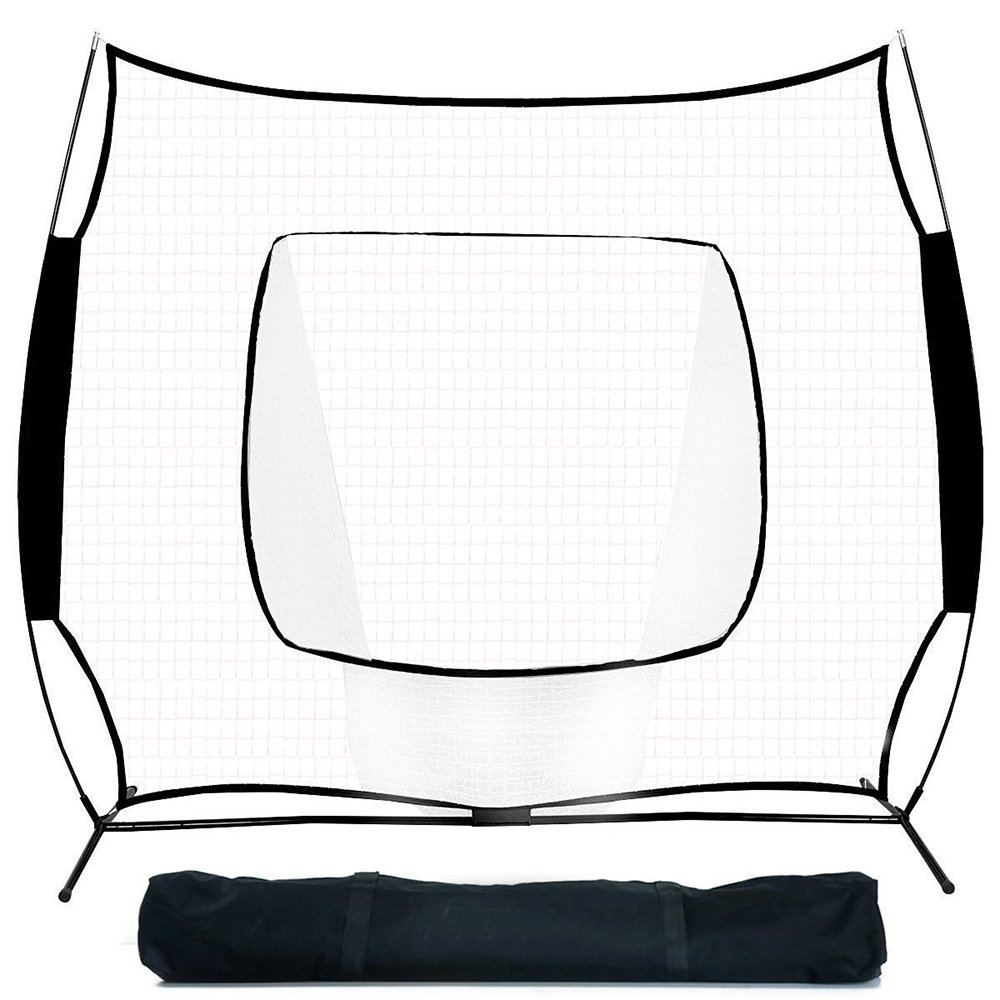 7x7 Baseball & Softball Practice Net TOPIND Hitting Batting Training Net w/ Bow Frame & Carry Bag,Great for all Skill Levels Shanxi Top Industries Co. Ltd.