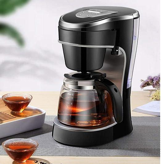 Cafetera de una sola taza para vainas y café molido, cafetera de ...