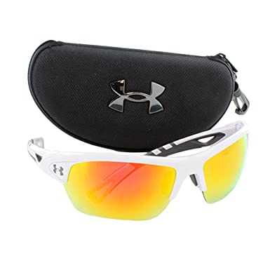 a687e004f38 Amazon.com  Under Armour Octane Sunglasses (63mm) + Hard Case  Clothing