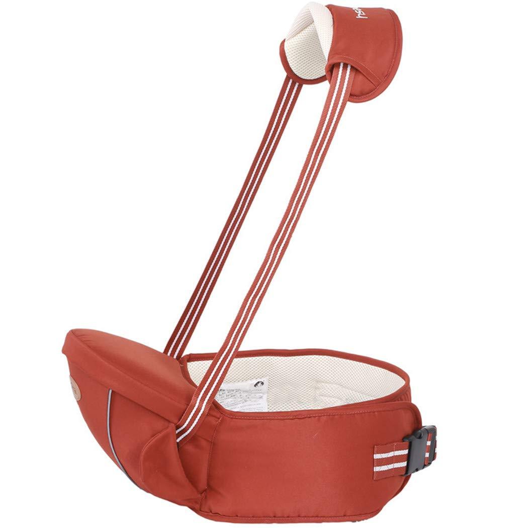 Porte-bébé ergonomique Hipseat avec bandoulière, siège de tabouret à la taille pour transporter les tout-petits, poids léger et travail économe siège de tabouret à la taille pour transporter les tout-petits