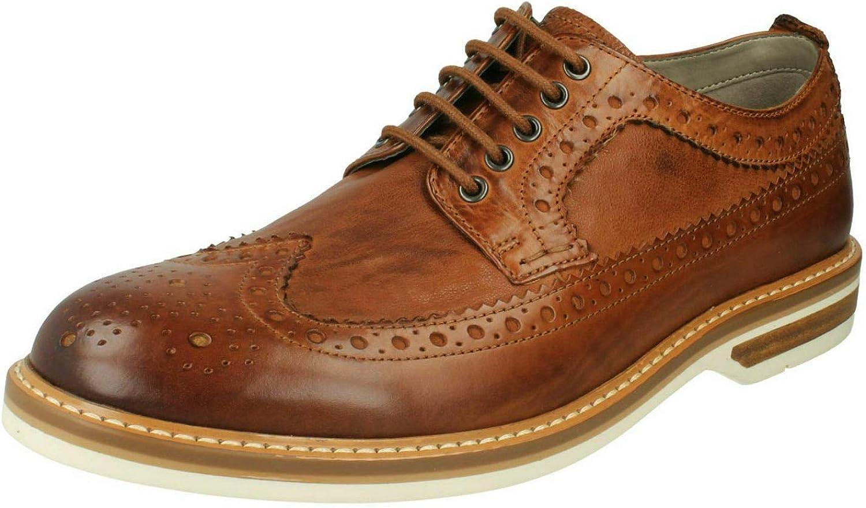 Clarks Pitney Limit, Zapatos de Cordones Oxford para Hombre