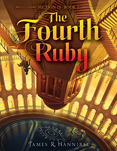 The Fourth Ruby (Section 13 Book 2)
