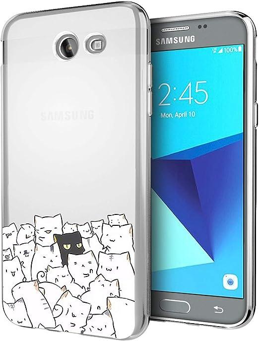 Matop - Carcasa para Samsung Galaxy J7 V/J7 Perx/J7 Sky Pro/J7 ...