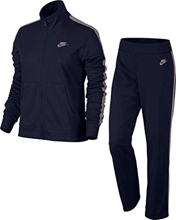 sells first rate new collection Nike W NSW Track Suit PK OH Damen Trainingsanzug, Donner ...