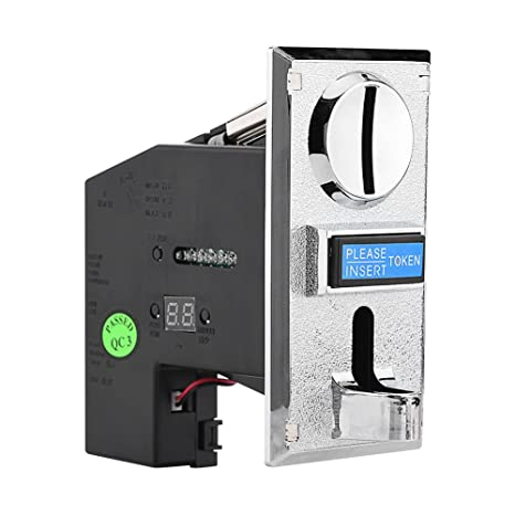 Coin Acceptor for Arcade Game Mechanism Vending Machine