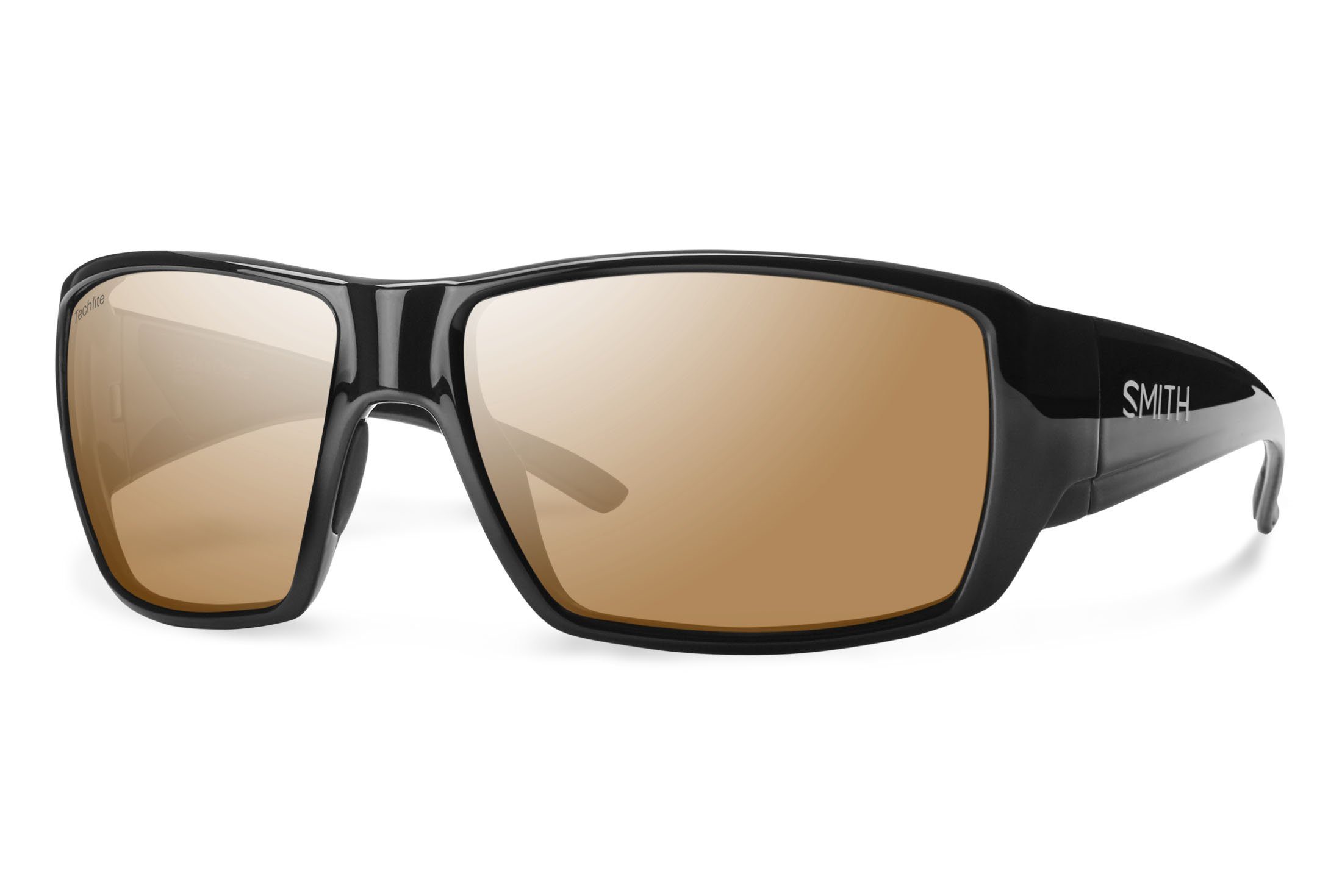Smith Optics Guides Choice Sunglasses, Black Frame, Polarchromic Copper Mirror Techlite Glass Lenses by Smith Optics