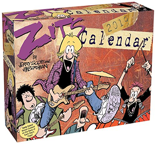 Zits 2019 Day-to-Day Calendar