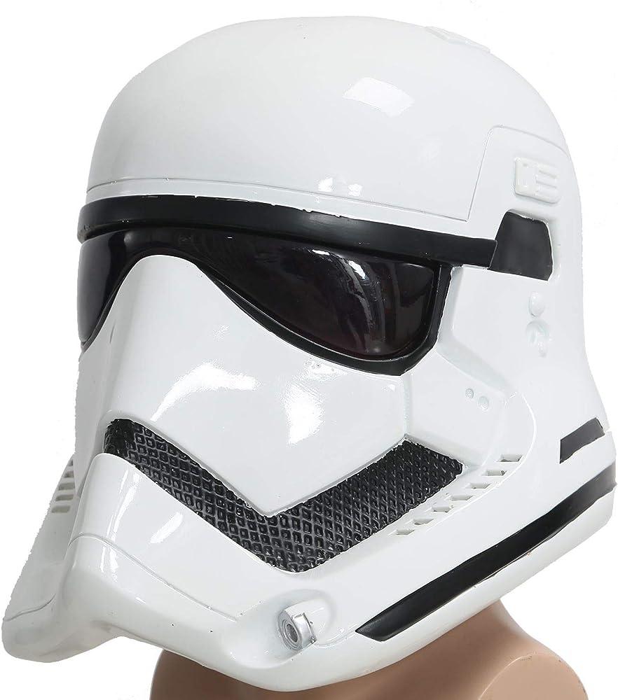 Mesky EU Stormtrooper Helmet Máscara Casco Shepperton Resina ...