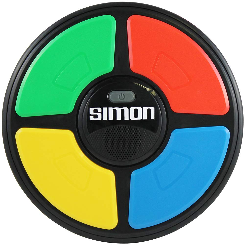 Set//2 Simon Electronic Light /& Sound Memory Game With New Digital Screen