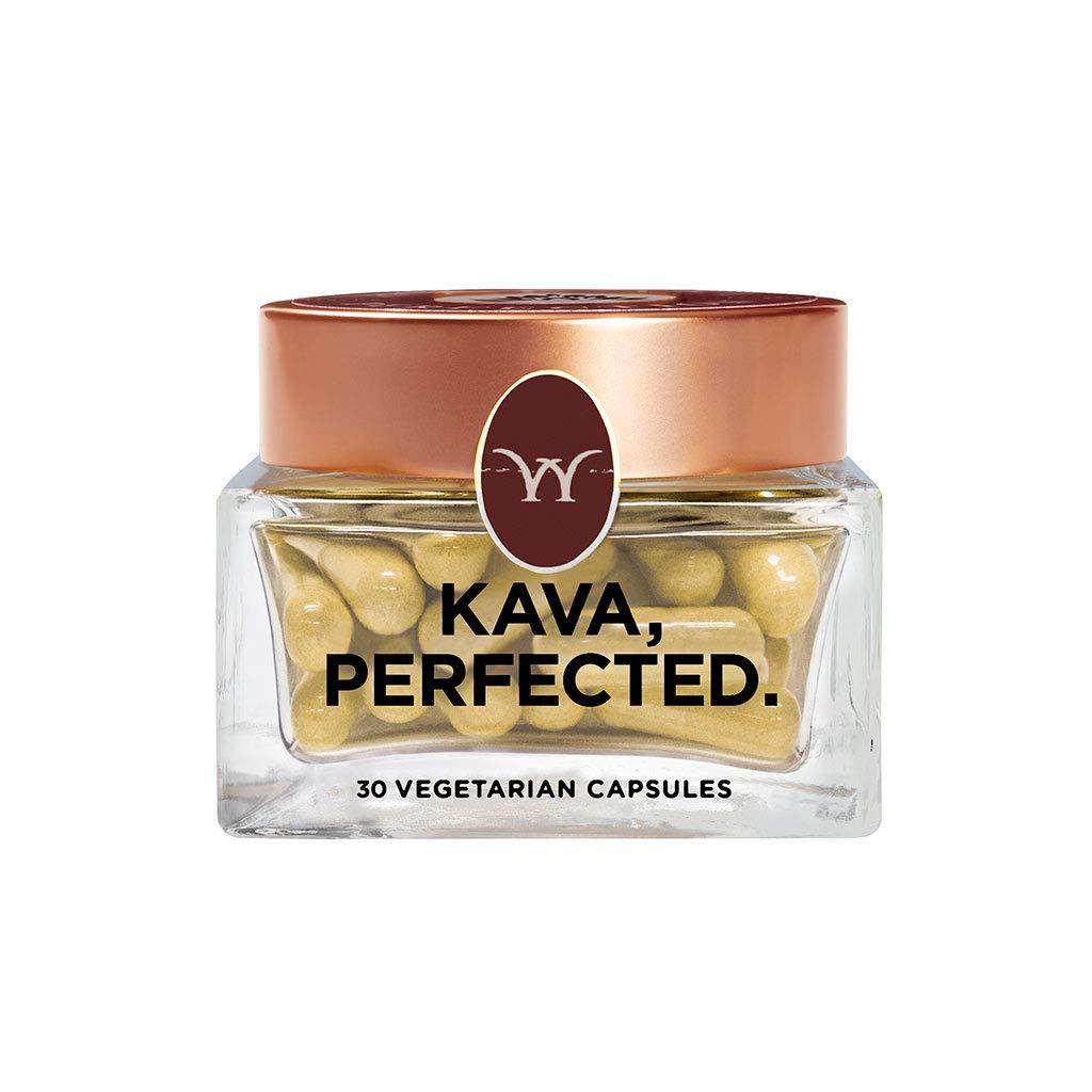 Wakaya Perfection Fijian 500 mg Kava Capsules, 30 Count sleeping pills or otc sleep aids Sleeping pills or OTC sleep aids – risks and side effects 61OnAAbGd 2BL