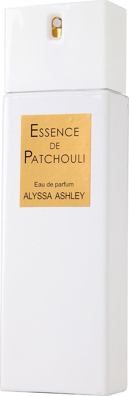 ALYSSA ASHLEY ESSENCE DE PATCHOULI agua de perfume vaporizador 100 ml 0652685682103