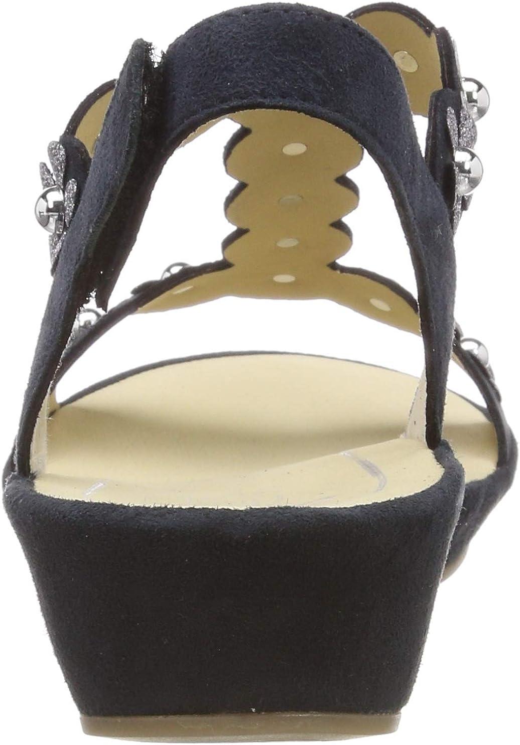 ARA Womens T-bar T-Bar Sandals