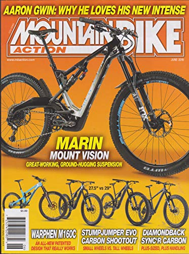 - Mountain Bike Action Magazine June 2019