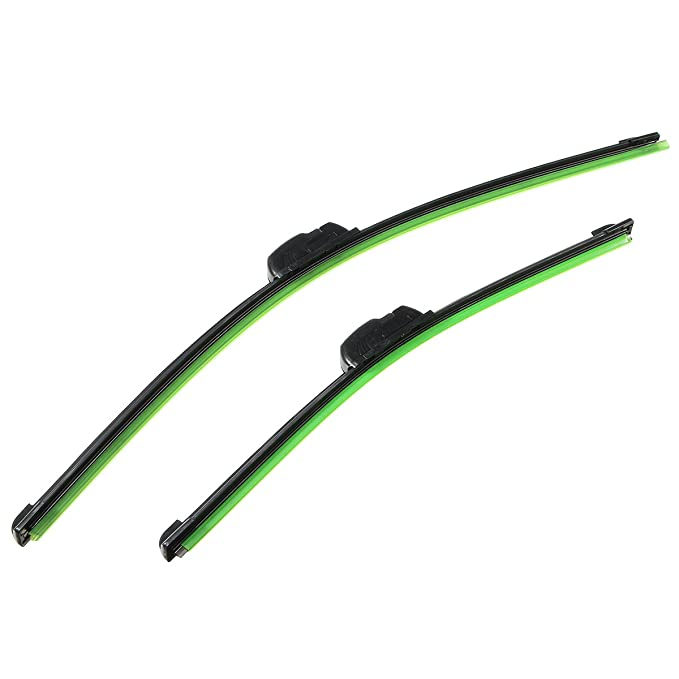 YONGYAO Un Par de 22 Inch + 19 Inch Limpiaparabrisas Destornillador Derecho para BMW 3 Series E46 98-07: Amazon.es: Hogar