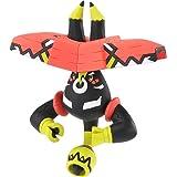 "Takaratomy Pokemon Sun & Moon ESP 17 Tapu Bulu Figure Action Figure, 3"""