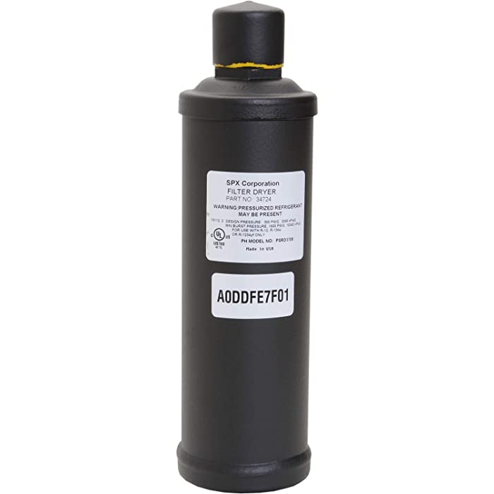 Robinair 34724 A/C Recycling Filter-Drier Spin-On Filter