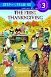 img - for The First Thanksgiving (Step-Into-Reading, Step 3) book / textbook / text book