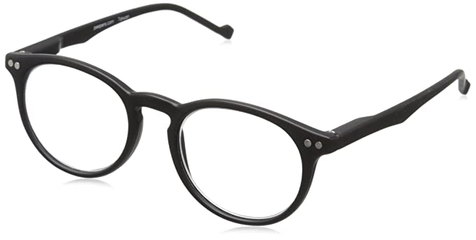 5073fe173fa2 Amazon.com  Peepers Style Fifteen Round Readers  Clothing