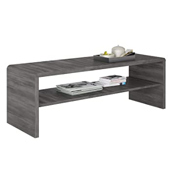 Idimex Table Basse Louna Table De Salon Rectangulaire Ou Meuble Tv
