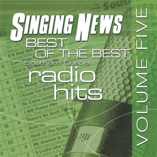 Singing News Best of the Best 5 by Crossroads Records