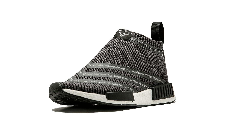 buy popular ad40f ac371 Amazon.com   adidas Men s NMD City Sock Black White S80529 (Size  11)    Fashion Sneakers