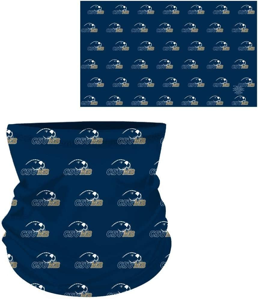 NCAA Officially Licensed Neck Gaiter Scarf Pack of 2 Pick Your School