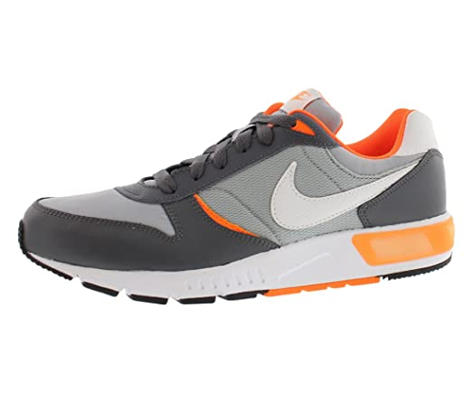 Nike Nightgazer (GS) Women's Running Shoes (6.5 Big Kid M, Grey/