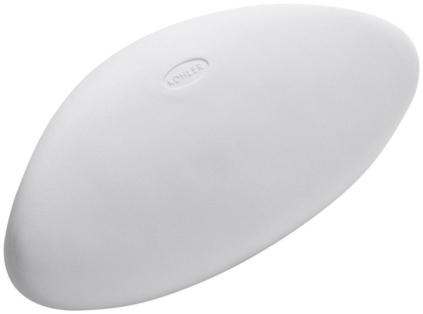 KOHLER K-1491-0 Bath/Whirlpool Pillow, Removable, White