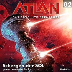Schergen der SOL (Atlan - Das absolute Abenteuer 02)