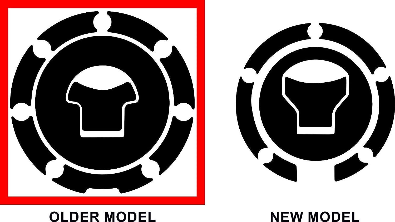 Amarillo Cap Pad Cap-Pad Cappad Pegatina Cubierta Tankpad Tank Pad Tanque de Combustible de la Motocicleta 3 d 3D Gel Decal Gas para Honda CBR Modelo Desde 2014 1000rr Cbr1000rr 1000 Cbr600rr 600rr