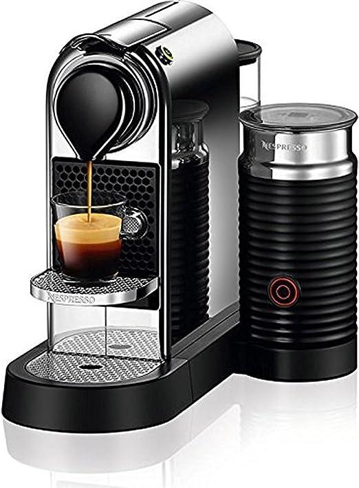 Amazon.com: Nespresso C122-US-CH-NE Citiz Cafetera y ...