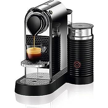 Nestle Nespresso C122-US-CH- NE Chrome CitiZ Nespresso Machine
