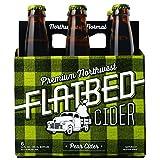Flatbed Brewing Cider Pear Cider, 6 pk, 12 oz bottles
