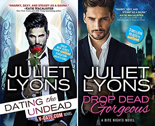 Undead Dating Service (3 Book Series)