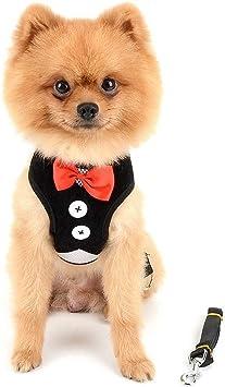 smalllee _ Lucky _ store, ajustable Tuxedo arnés chaleco para ...