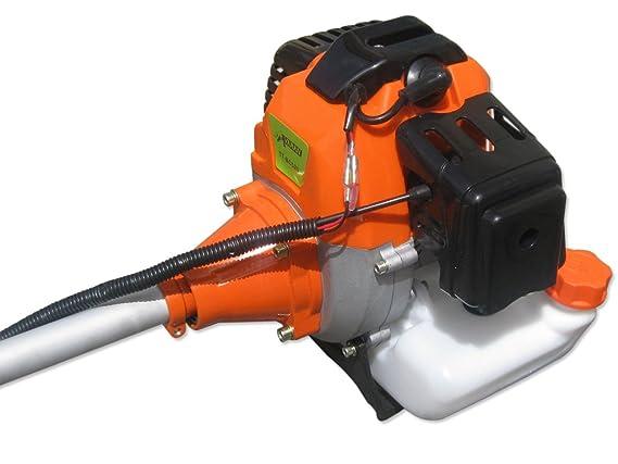 Varan Motors - Desbrozadora térmica 52 CC, 3 CV Motor 2 Tiempos ...