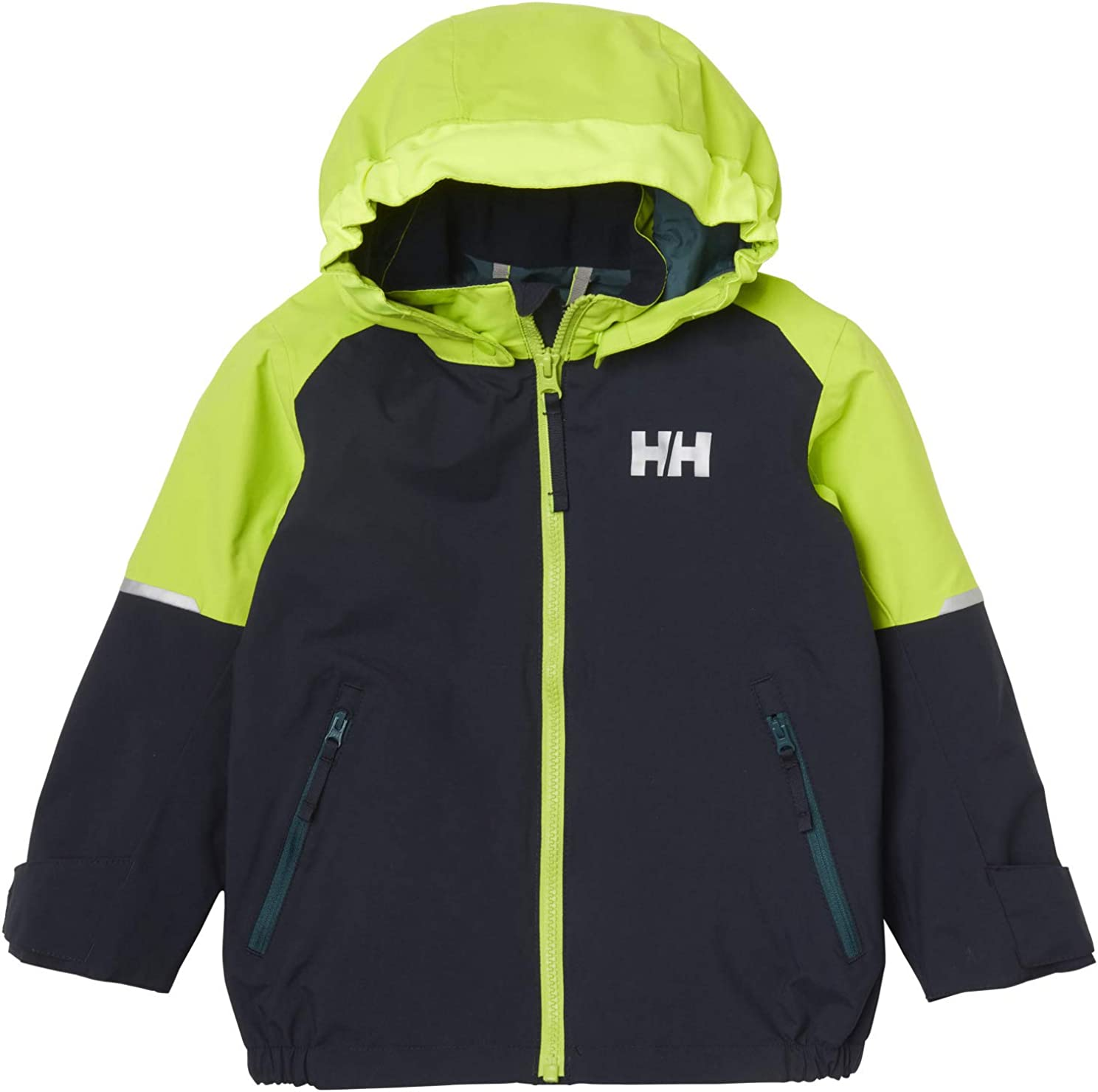 Helly-Hansen unisex-adult Kids Shelter Waterproof Breathable All-weather Jacket