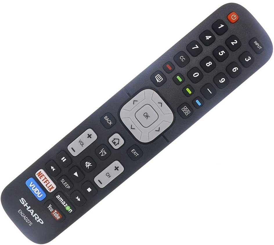 New Original SHARP TV Remote Control for LC-60N5100U LC-60N6200U ...