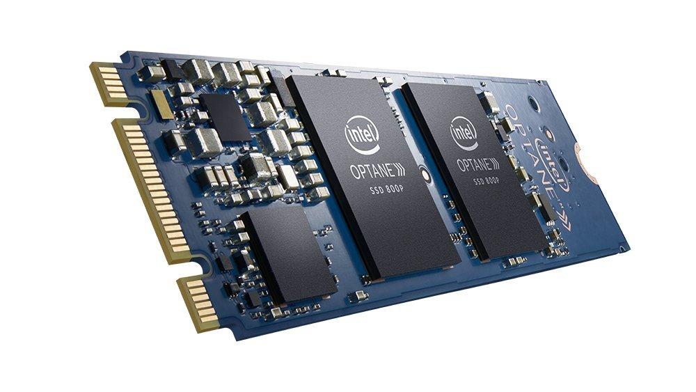 Ssd : Intel Optane Ssd 800p Series (118gb, M.2 80mm Pcie...