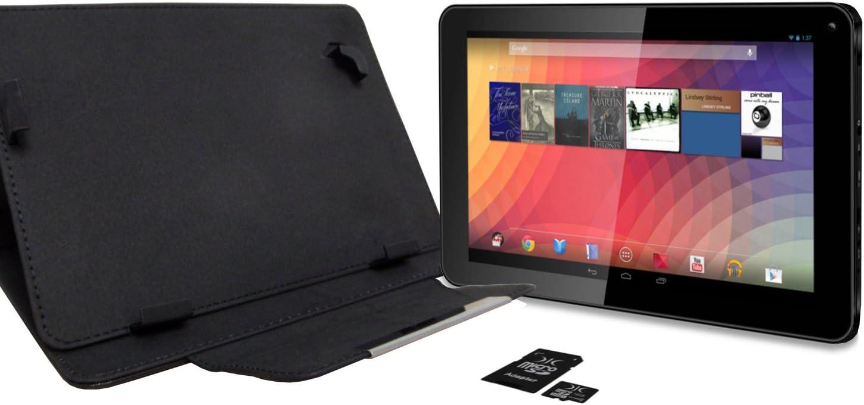 DJC Touchtab Lite 22,9 cm (9 pulgadas) Tablet PC de empaquetado ...